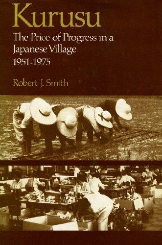 9780804710602: Kurusa: Price of Progress in Japan Vill