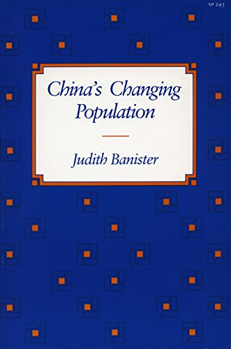 9780804711555: China's Changing Population