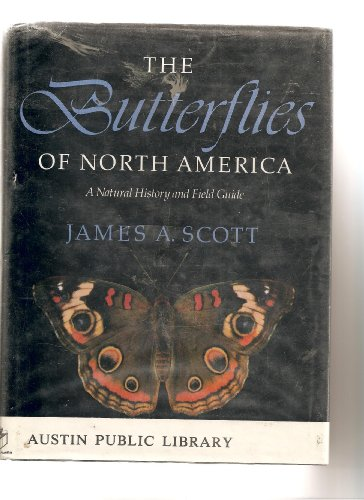 9780804712057: The Butterflies of North America: A Natural History and Field Guild
