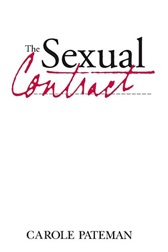9780804714778: The the Sexual Contract