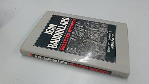 9780804714785: Jean Baudrillard: Selected Writings