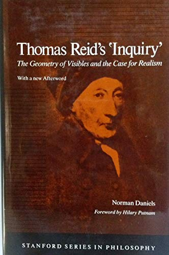9780804715041: Thomas Reid's