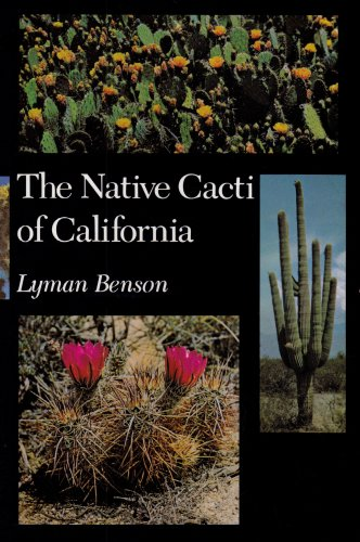 9780804715263: The Native Cacti of California