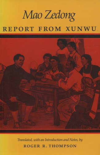 9780804716789: Report from Xunwu
