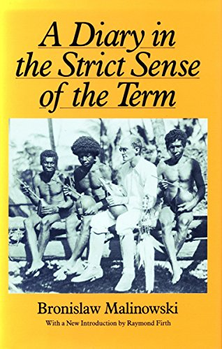 9780804717076: A Diary in the Strict Sense of the Term