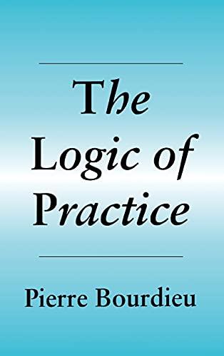 9780804717274: The Logic of Practice