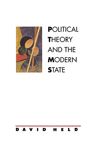 9780804717496: Political Theory and the Modern State: Essays on State, Power, and Democracy
