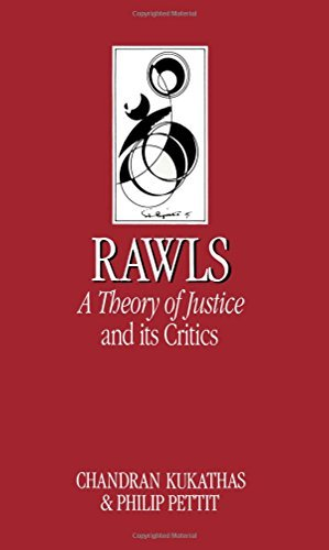 9780804717694: Rawls: 'A Theory of Justice' and Its Critics (Key Contemporary Thinkers)
