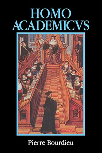 9780804717984: Homo Academicus