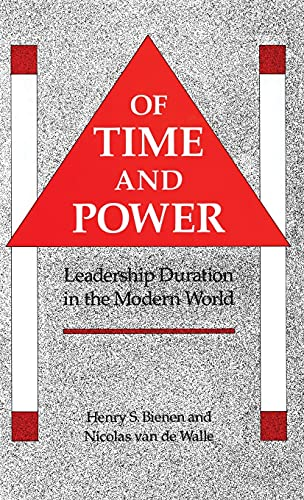9780804718639: Of Time and Power: Leadership Duration in the Modern World