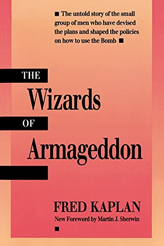 9780804718844: The Wizards of Armageddon (Stanford Nuclear Age Series)