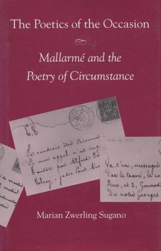9780804719469: The Poetics of the Occasion: Mallarmé and the Poetry of Circumstance