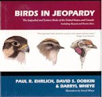 9780804719674: Birds in Jeopardy: The Imperiled and Extinct Birds of the United States and Canada, Including Hawaii and Puerto Rico