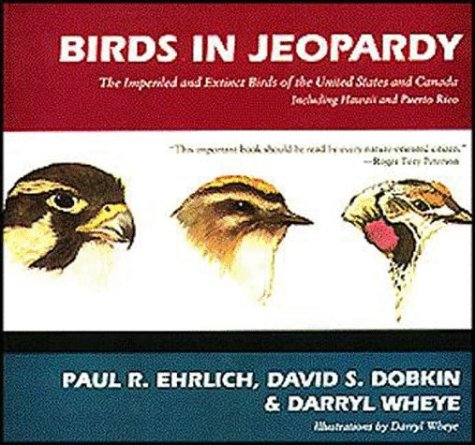 9780804719810: Birds in Jeopardy: The Imperiled and Extinct Birds of the United States and Canada