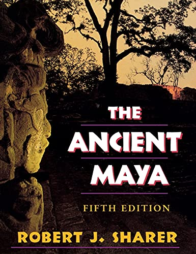 9780804721301: The Ancient Maya: Fifth Edition
