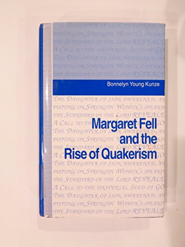 9780804721547: Margaret Fell and the Rise of Quakerism