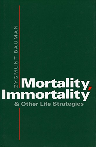 9780804721639: Mortality, Immortality, and Other Life Strategies