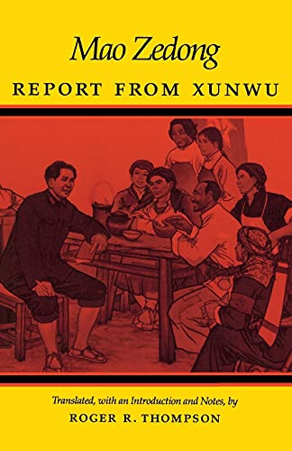 9780804721820: Report from Xunwu