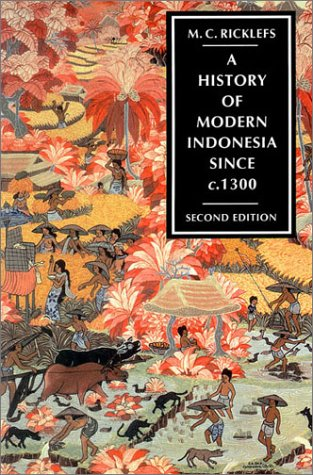 9780804721950: A History of Modern Indonesia Since C. 1300