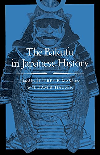 9780804722100: The Bakufu in Japanese History