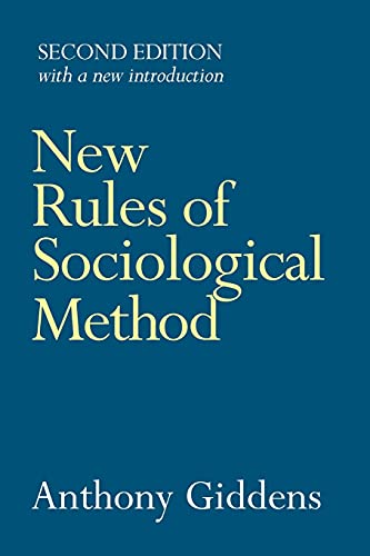 9780804722261: New Rules of Sociological Method: Second Edition