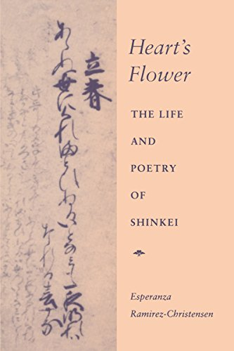 9780804722537: Heart's Flower: The Life and Poetry of Shinkei