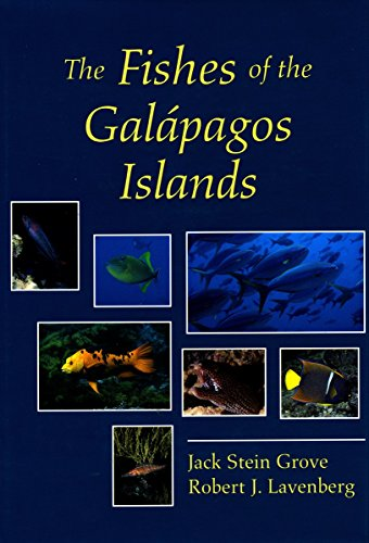 9780804722896: The Fishes of the Galapagos Islands