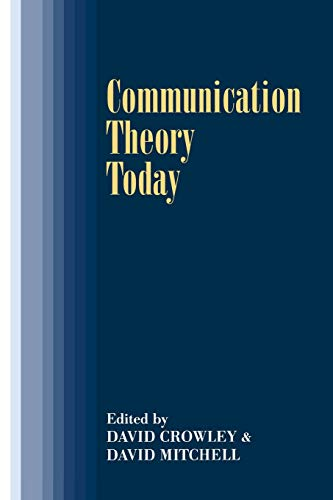 9780804723473: Communication Theory Today