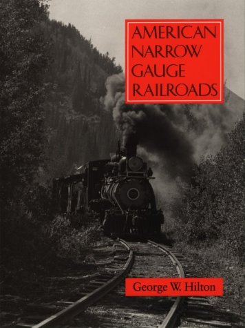 American Narrow Gauge Railroads