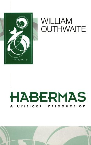 9780804724791: Habermas: A Critical Introduction (Key Contemporary Thinkers)