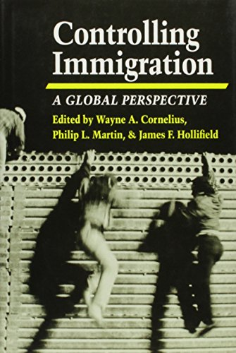 9780804724975: Controlling Immigration: A Global Perspective