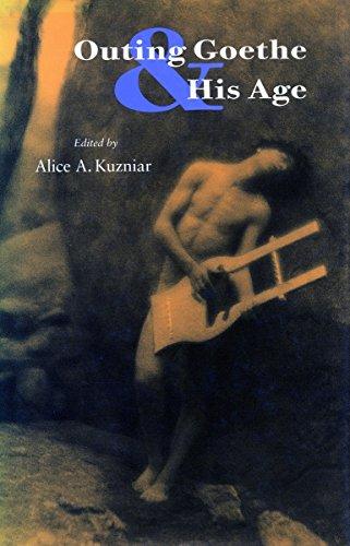 OUTING GOETHE & HIS AGE: Kuzniar, Alice