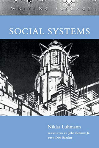9780804726252: Social Systems (Writing Science)