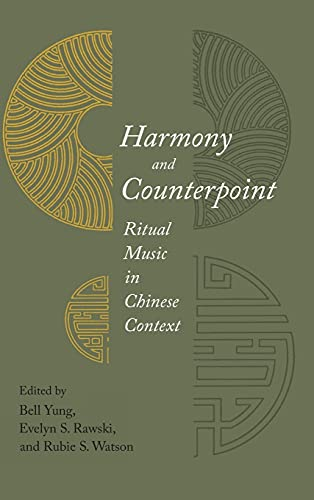 9780804726580: Harmony and Counterpoint: Ritual Music in Chinese Context