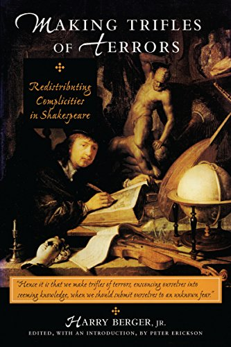 9780804727327: Making Trifles of Terrors: Redistributing Complicities in Shakespeare