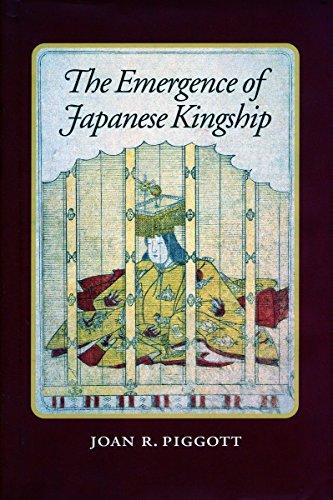 9780804728324: The Emergence of Japanese Kingship