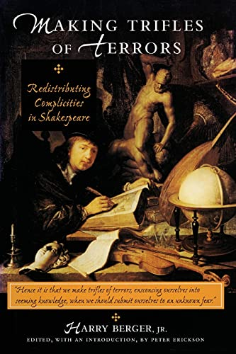 9780804728522: Making Trifles of Terrors: Redistributing Complicities in Shakespeare