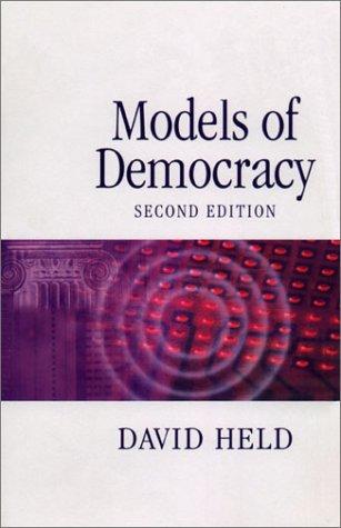9780804728607: Models of Democracy