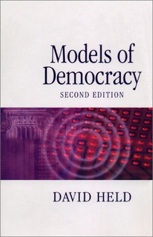 9780804728607: Models of Democracy