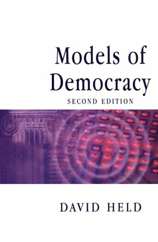 9780804728614: Models of Democracy