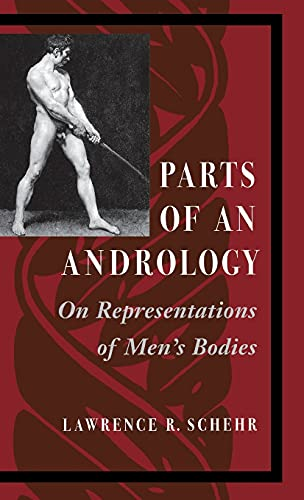 9780804729192: Parts of an Andrology: On Representations of Men's Bodies