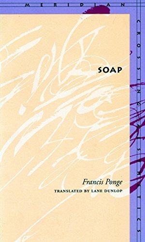 9780804729543: Soap (Meridian: Crossing Aesthetics)