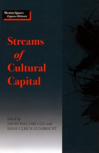 9780804730365: Streams of Cultural Capital (Mestizo Spaces / Espaces Metisses)