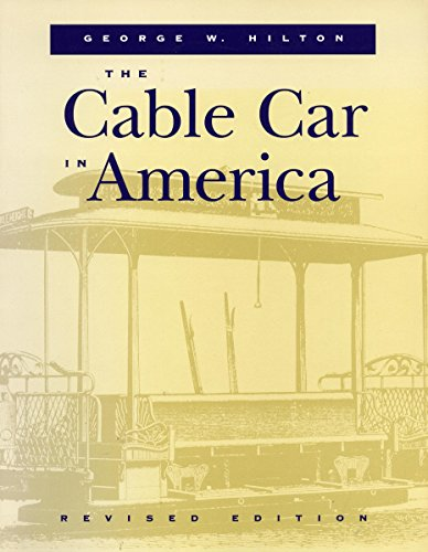 9780804730518: The Cable Car in America