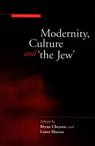 9780804730693: Modernity, Culture, and 'the Jew' (Contraversions: Jews and Other Differenc)