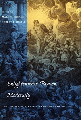 9780804731171: Enlightenment, Passion, Modernity: Historical Essays in European Thought and Culture (Cultural Sitings)
