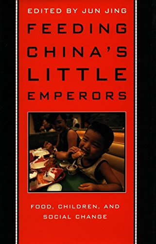 9780804731331: Feeding China's Little Emperors: Food, Children, and Social Change