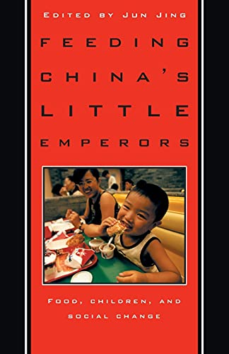 9780804731348: Feeding China's Little Emperors: Food, Children, and Social Change