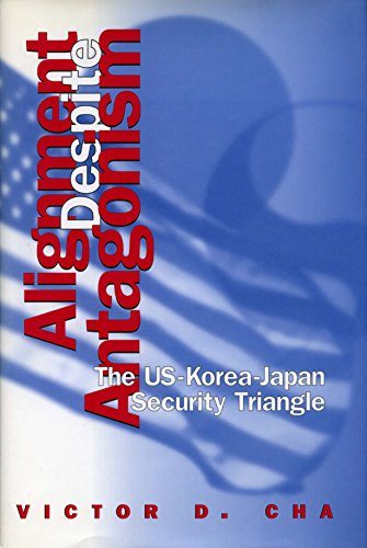 9780804731911: Alignment Despite Antagonism: The United States-Korea-Japan Security Triangle (Studies of the East Asian Institute (Columbia Hardcover))