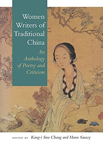 9780804732314: Women Writers of Traditional China: An Anthology of Poetry and Criticism